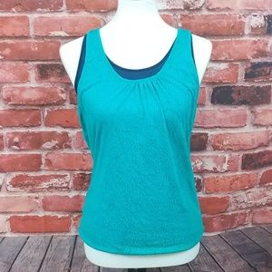 prAna Mika Top Dragonfly M Yoga